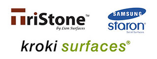 Tristone, Samsung Staron, Kroki Surfaces